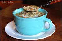 Lentil soup rx