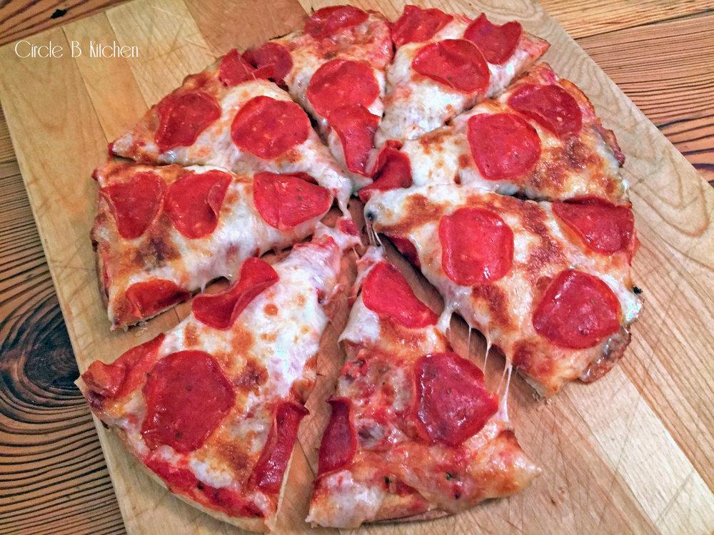 Pizzadilla!