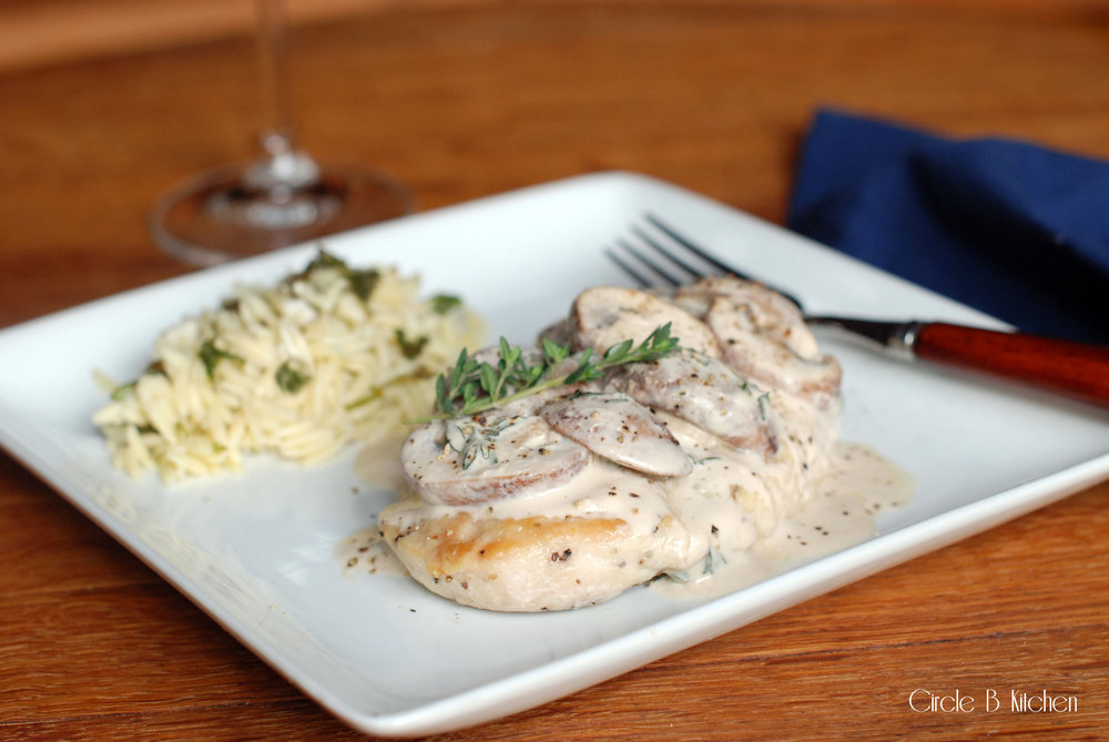 Chicken with Mushroom Boursin Sauce.jpg
