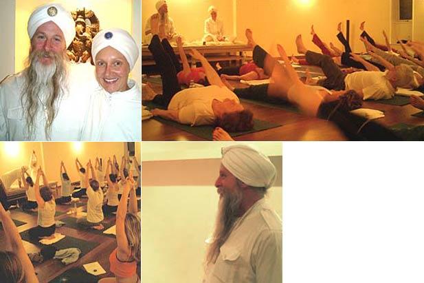 Kundalini yoga kriyas au centre INNERCITYOGA à Geneve