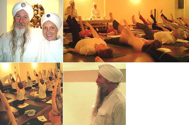 Kundalini yoga kriyas at INNERCITYOGA