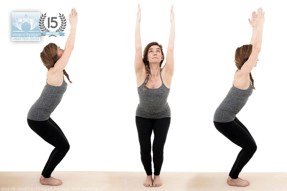 RYS-200 Hours Yoga Teacher Training in Geneve / Geneva by INNERCITYOGA