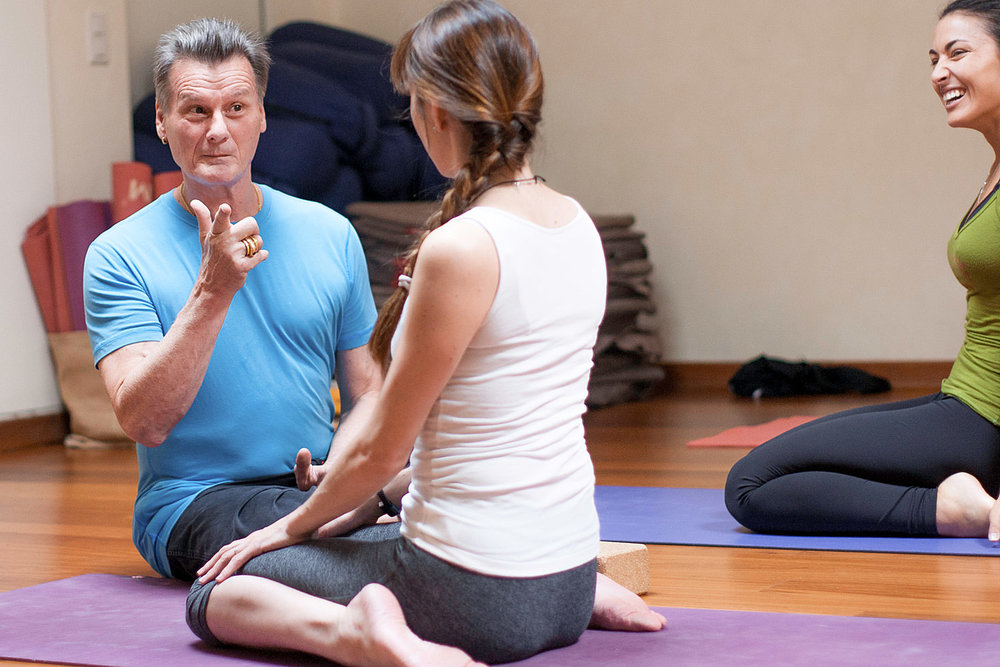 Yoga Workshops in Geneve Geneva at INNERCITYOGA