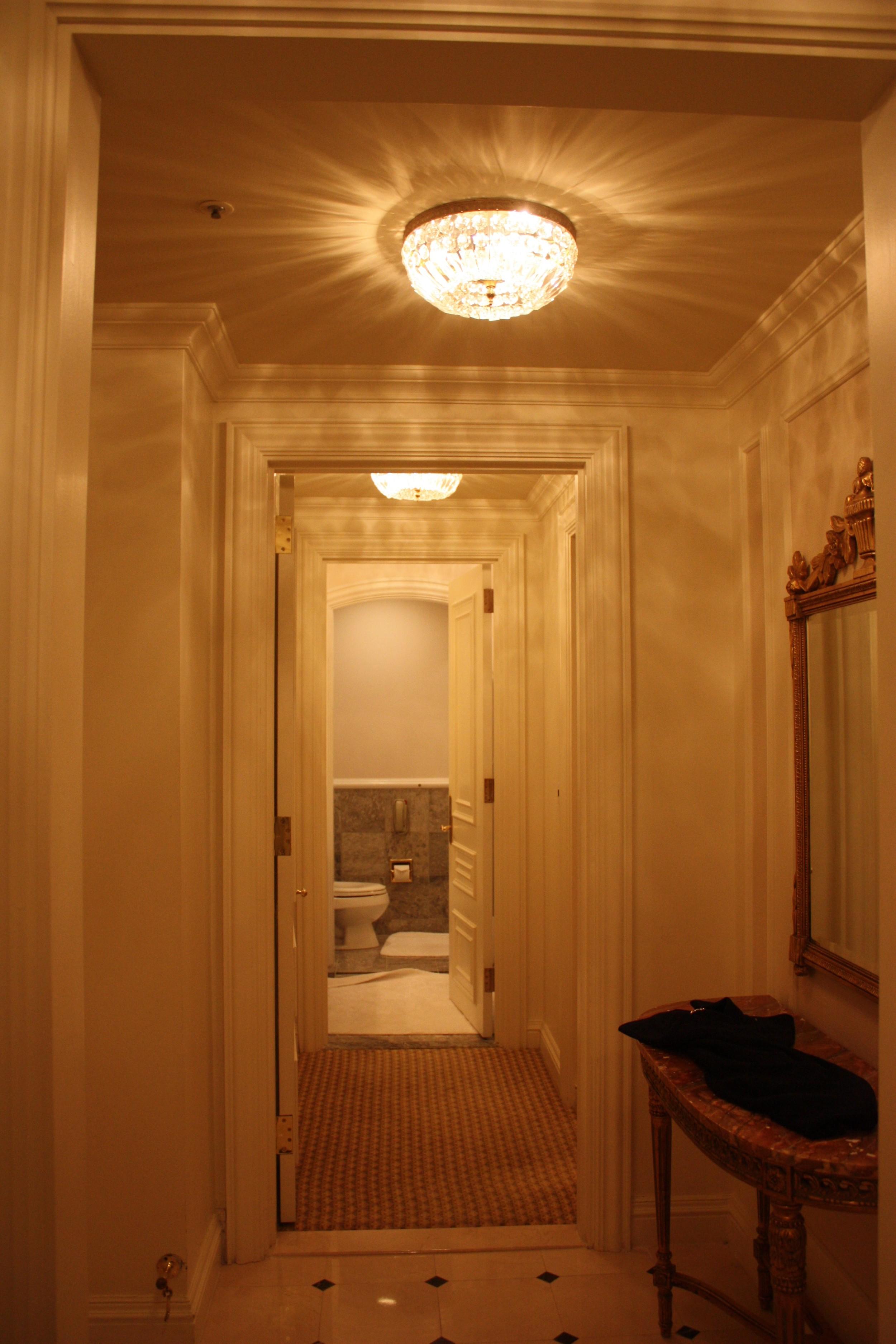 St Regis Hallway NYC