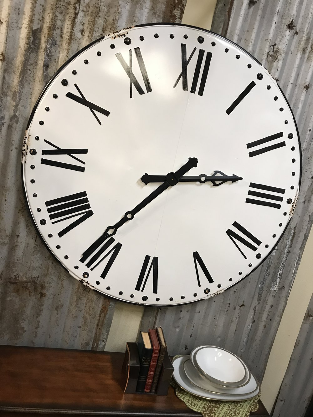 City Hall Clock          15530