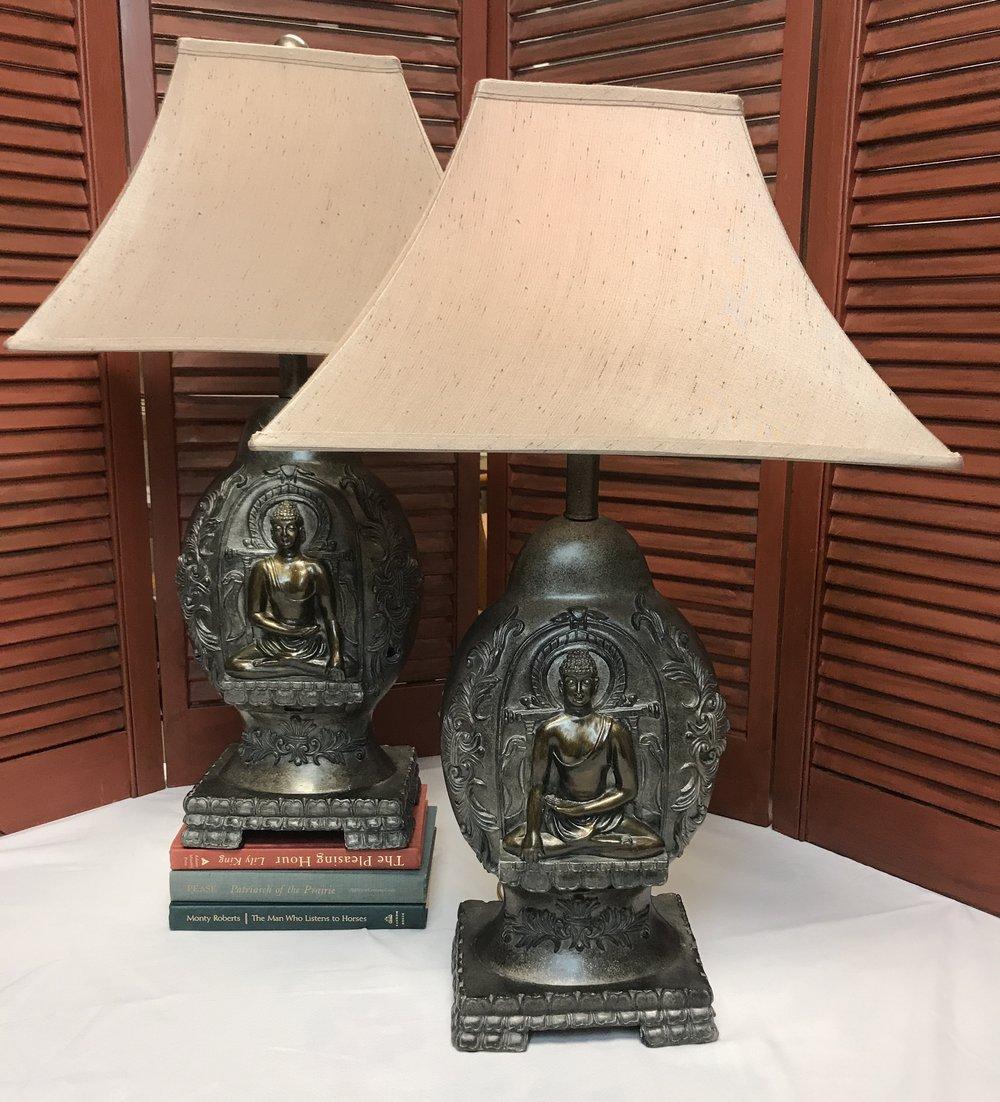 Buddha Lamp $29.95  C0727  -  17946