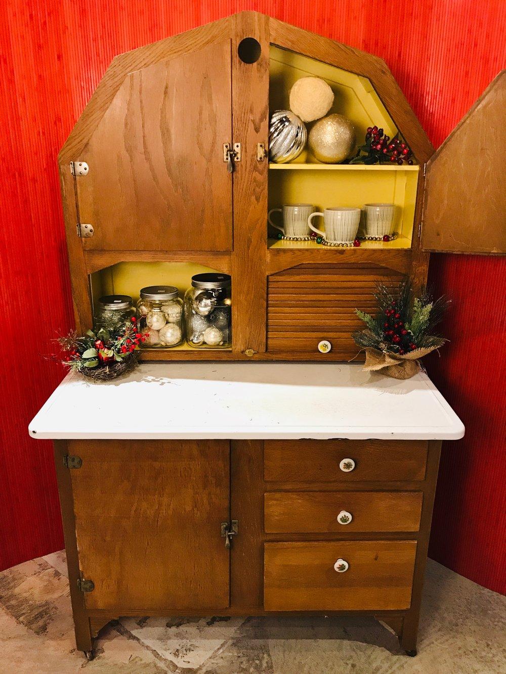 Hoosier Cabinet $699.95  C0995  -  20164
