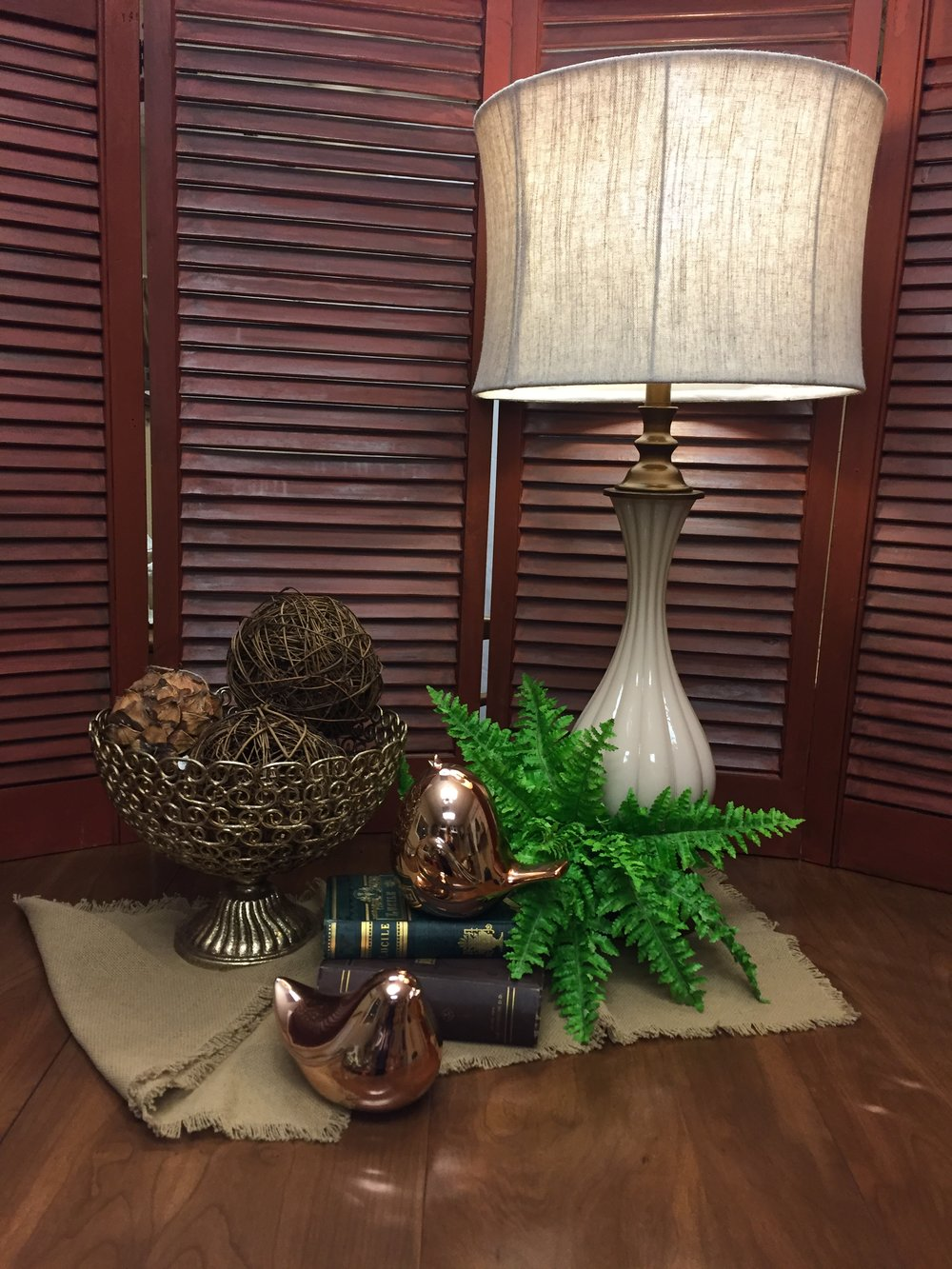 Renee Table Lamp $149.95  15694