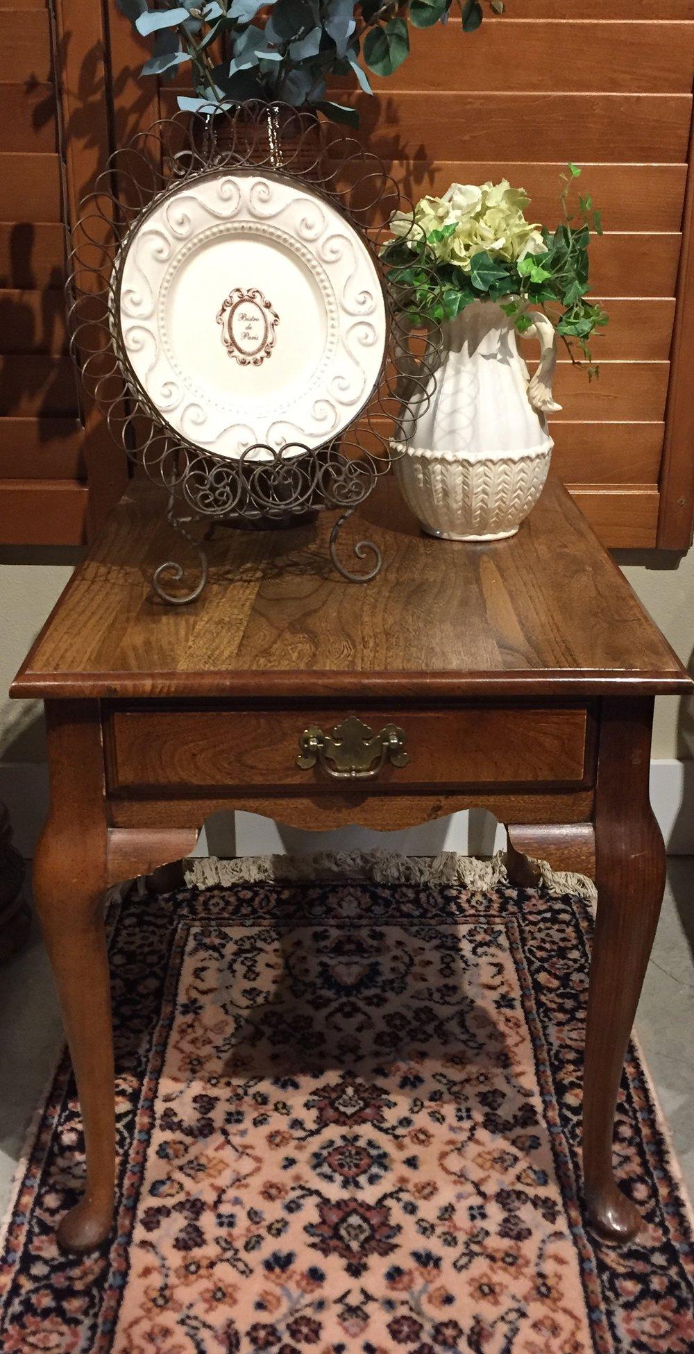 Light Wood End Table $59.95 - 14169