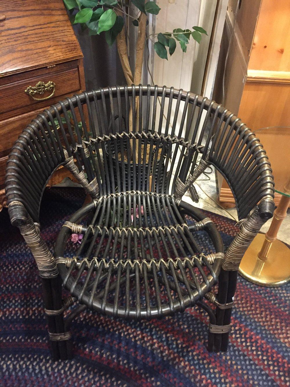 Rattan Round Chair $79.95 - C1015 21080