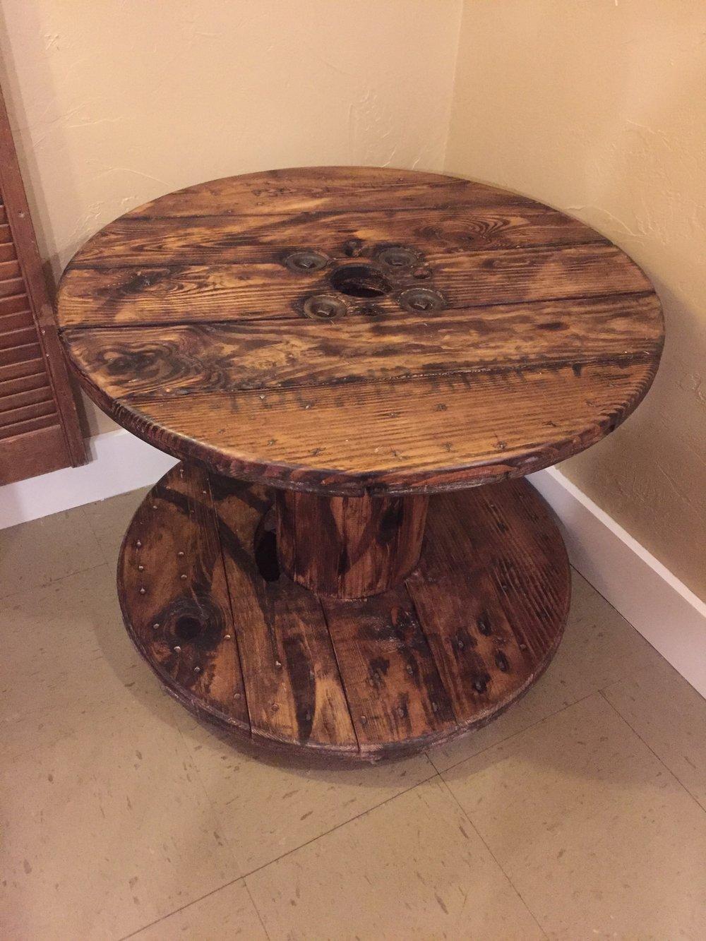 Reel Side Table $149.95 - C0936 21842