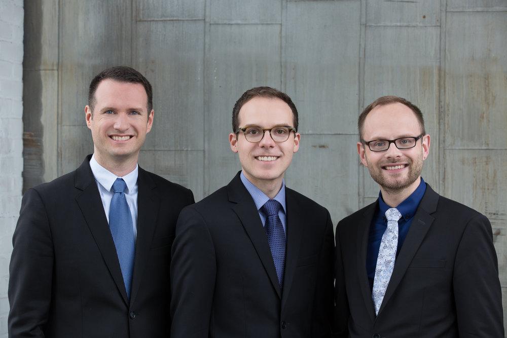 Encore Music Creations: Lars Gjerde, Scott Perkins, and Brett Judson