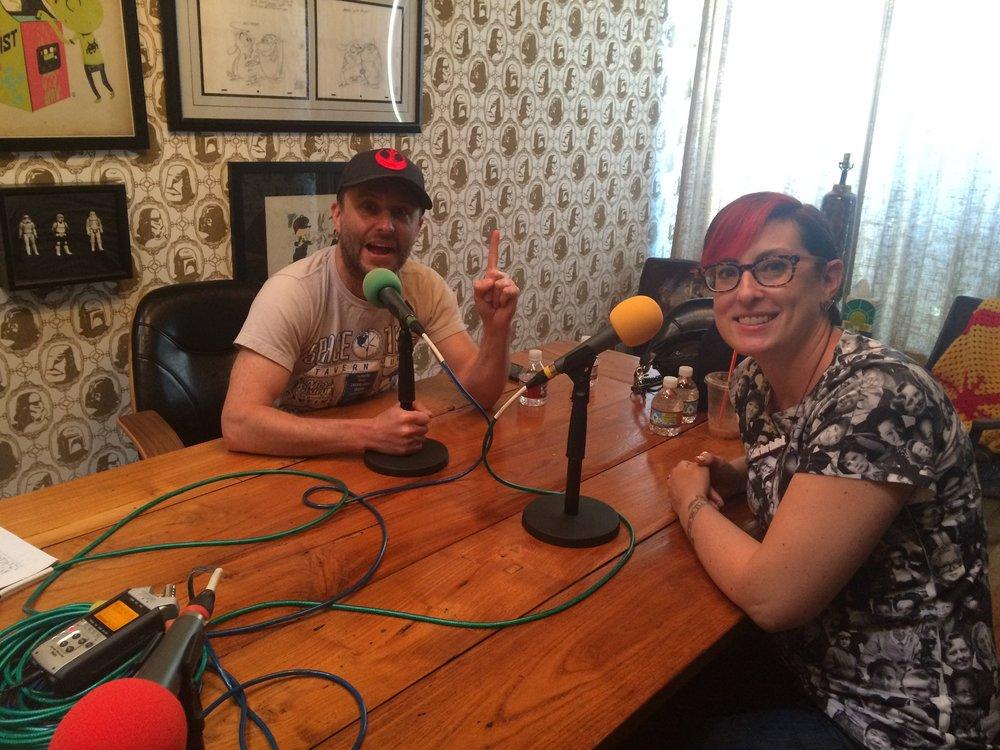 Chris hardwick podcast