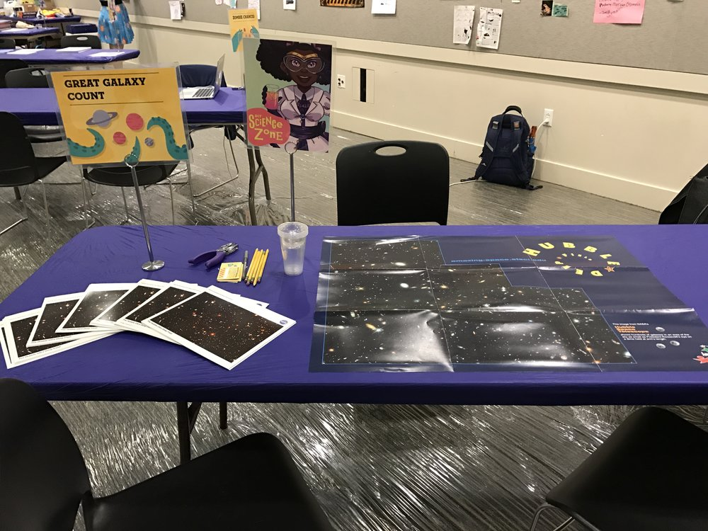 DIY Science Zone: Great Galaxy Count.
