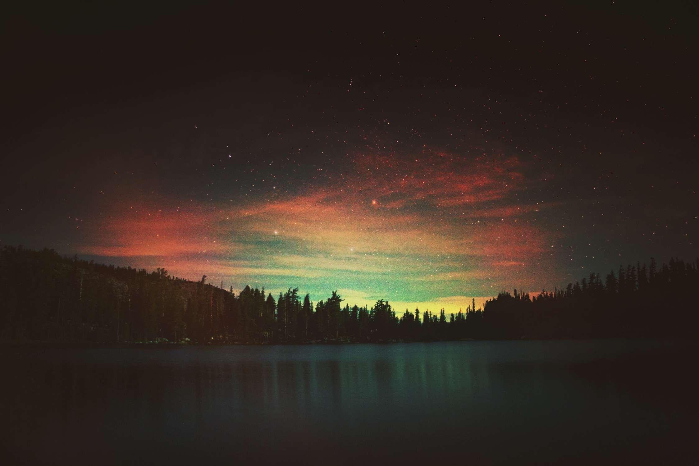 XVYKSZK - Sunrise Over Andelain
