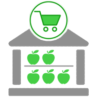 Your Grocery Bank Your pre-paid grocery stockpile. Ready when you need it.