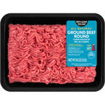 85% Lean/ 15% Fat, Ground Beef Round Tray, 1 lb $4.78