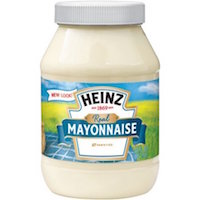 Heinz Real Mayonnaise, 30 fl oz $2.98