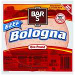 Bar-S Foods Beef Bologna, 16 oz $3.38