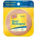 Oscar Mayer Beef Bologna, 8 oz $3.47