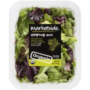 Marketside Organic Spring Mix Salad, 5 oz $3.28