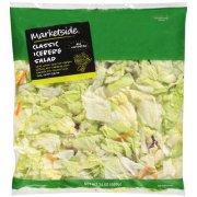 Marketside Classic Iceberg Salad, 24 oz $2.94