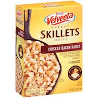 Velveeta Cheesy Skillets Chicken Bacon Ranch Dinner Kit, 11.5 oz $2.25 (was $2.56)