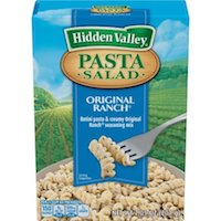 Hidden Valley Pasta Salad, Original Ranch, 7.09 oz $2.24