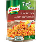 Knorr Fiesta Sides Spanish Rice Rice Side Dish, 5.6 oz $0.98