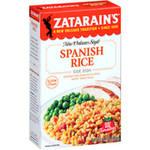 Zatarain's New Orleans Style Spanish Rice Mix, 6.9 oz $1.22