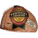 Kentucky Legend Fresh Double Smoked Boneless Half Ham, 3 lbs $8.94