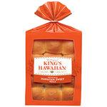 King's Hawaiian Original Hawaiian Sweet Rolls, 12 count, 12 oz Rollback $2.98 (was $3.34)