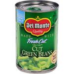 Del Monte Cut Blue Lake Green Beans, 14.5 oz Rollback $0.68 (was $0.98)