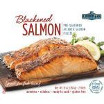 C. Wirthy & Co. Blackened Salmon, 10 oz $6.92