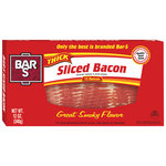 Bar-S Thick Sliced Bacon, 12 oz $3.14