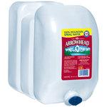 Arrowhead Mountain Spring Water, 2.5 Gal $2.98