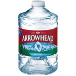 Arrowhead Mountain Spring Water, 3 Liters $1.18