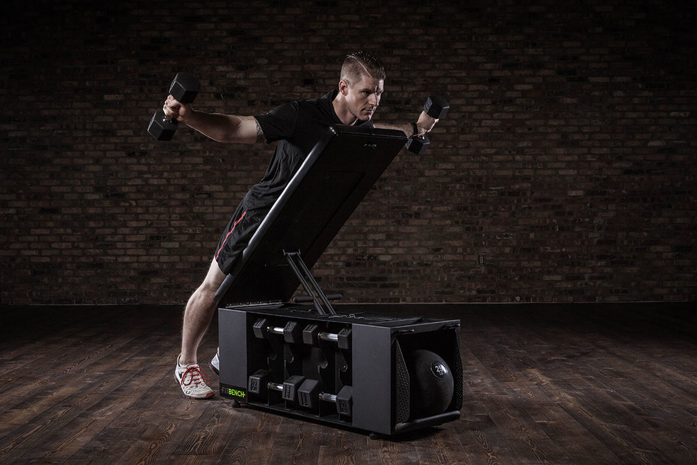FITBENCH | the all-in-one fitness bench