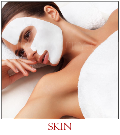 - Your body's largest organ...revolutionize your regimen with our skincare solutions and bring your best skin forward!