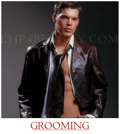 - Hair and spa services for men...essential for maintaining a polished appearance.