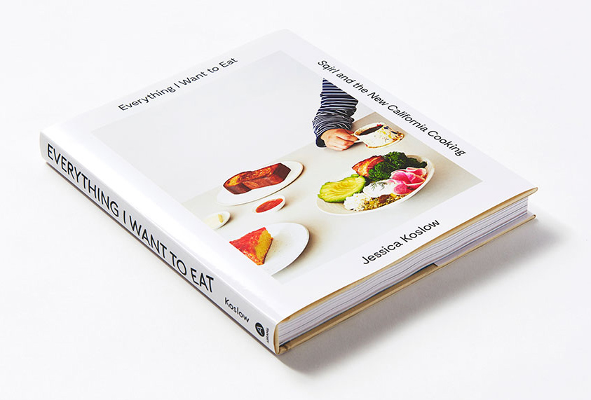 Everything I Want to Eat by Jessica Koslow, $28.02 (via Amazon)