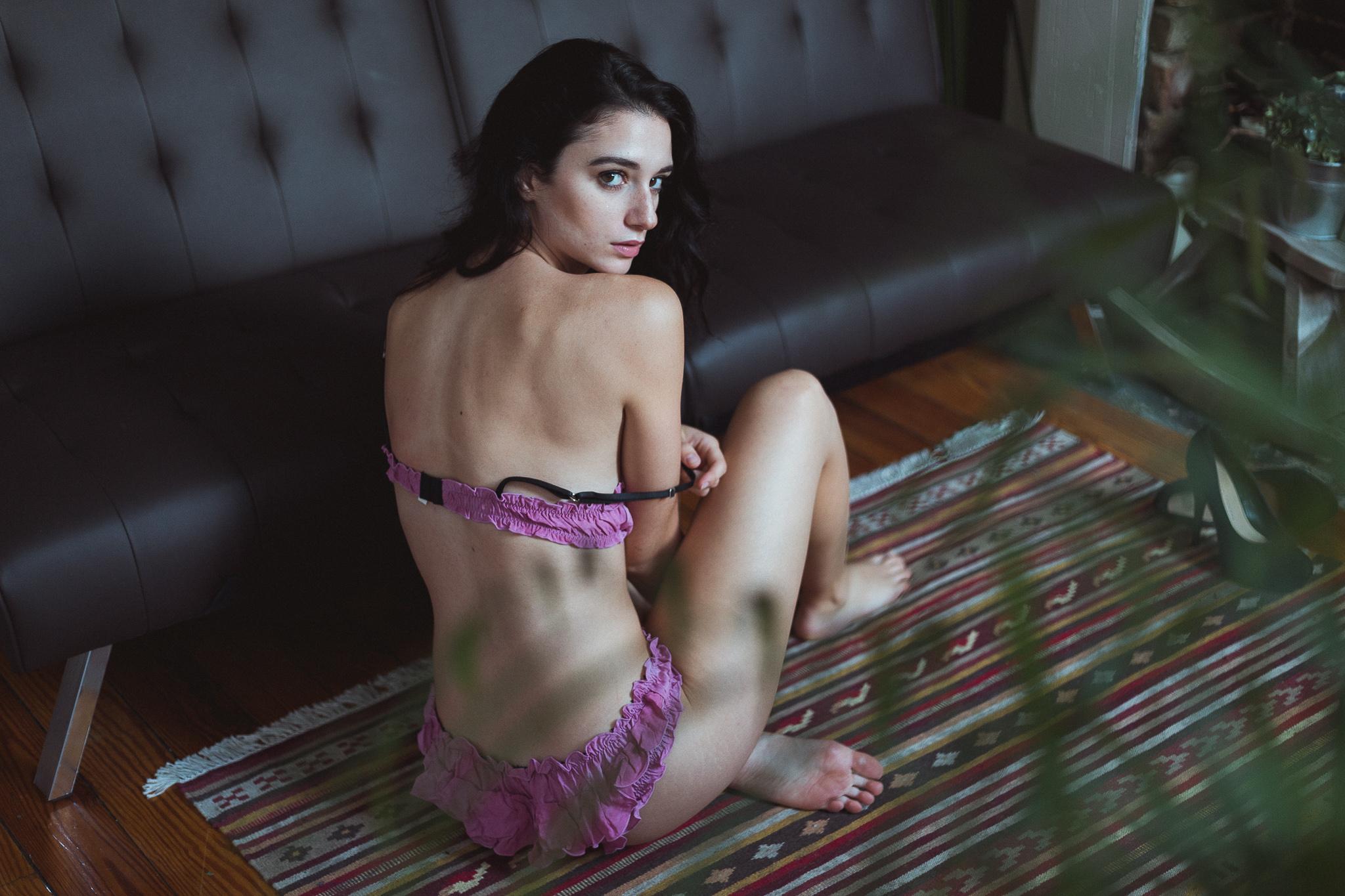 Ever so sexy lingerie