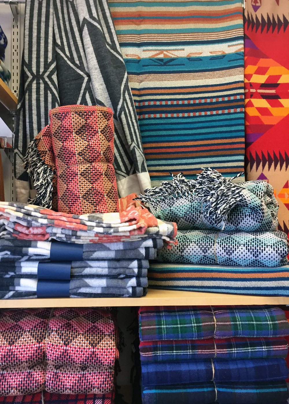 Pendleton Outlet in Lake Arrowhead