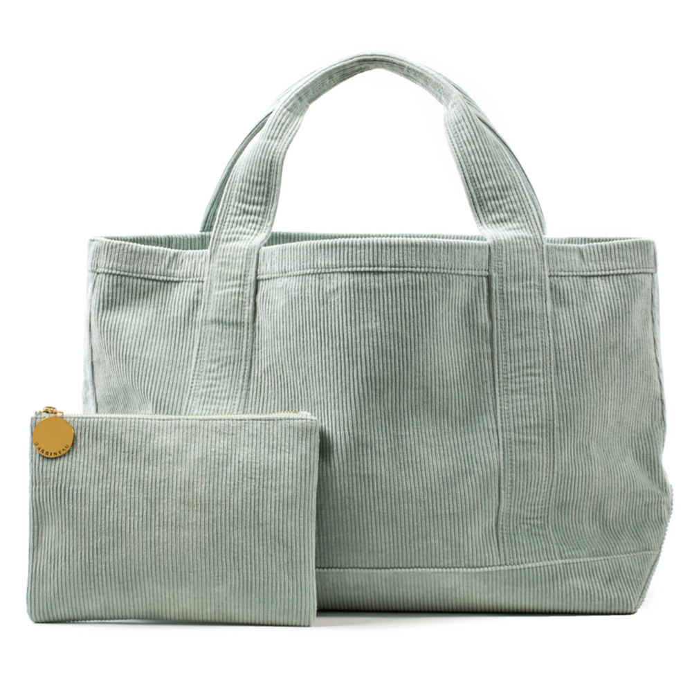Barrineau 'Rennie' tote in Sage Green, $170