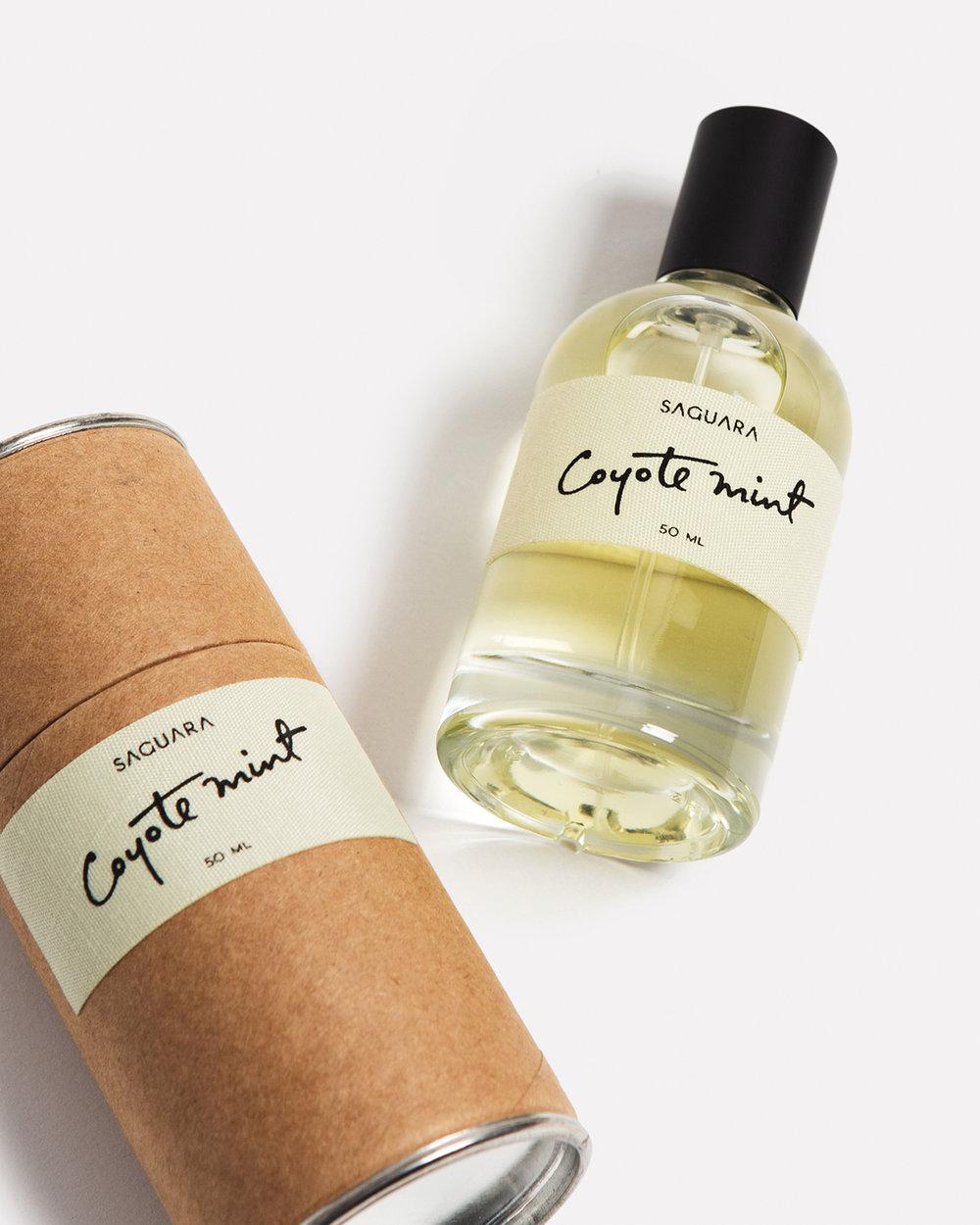 Saguara Perfumes 'Coyote Mint,' $90
