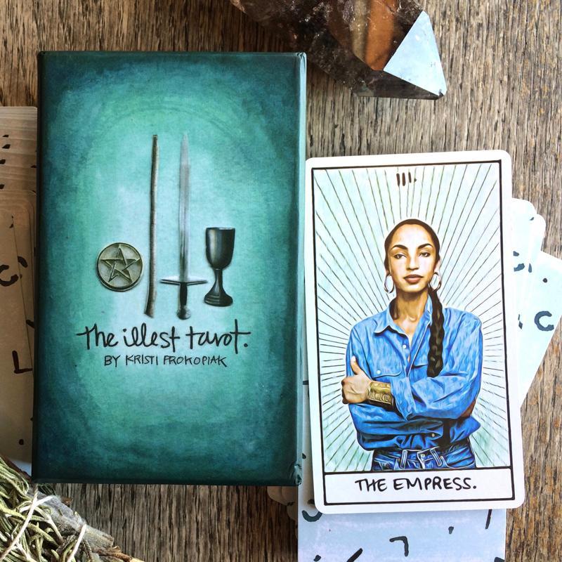 Kristi Prokopiak 'The Illest Tarot,'  $50