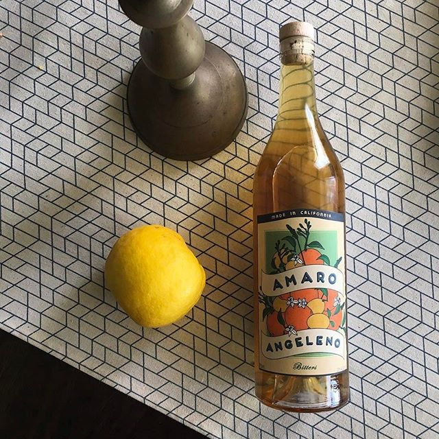 Amaro Angeleno,  $35  (photo via  @amaroangeleno )