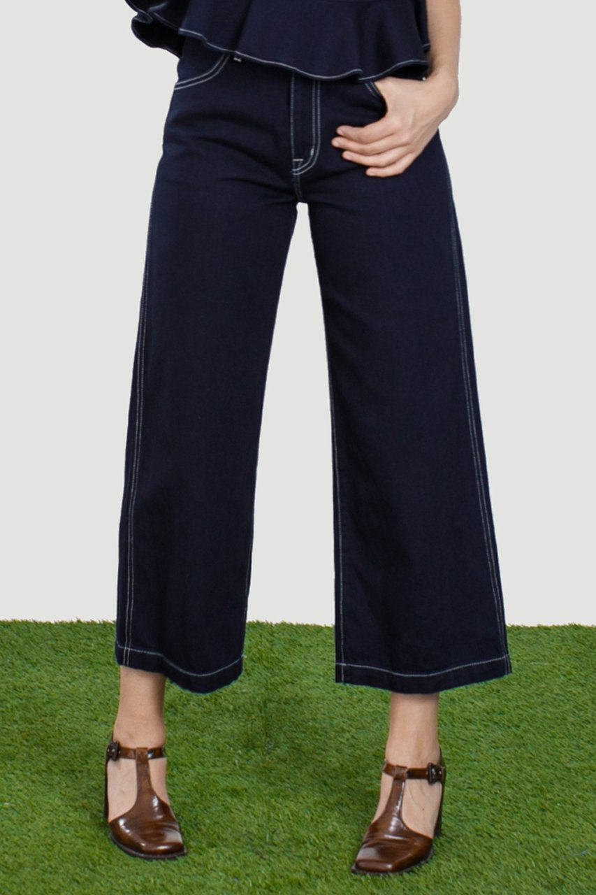 Father's Daughter 'Jessie' pants in Scene, $225