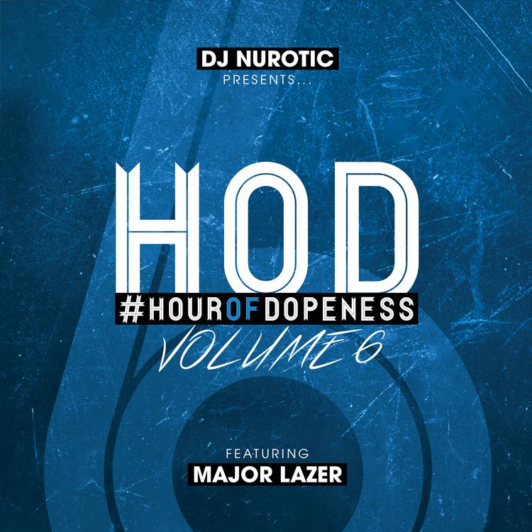 DJ Nurotic x Major Lazer