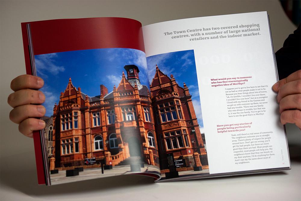Magazine Design and photograpy